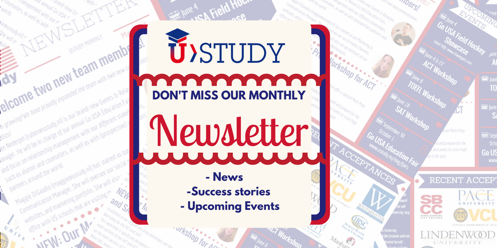 UStudy Newsletter 2018 | Issue 4