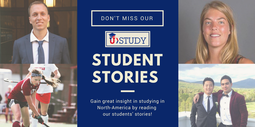 UStudy - Student Stories, Study in the US, Study in Canada