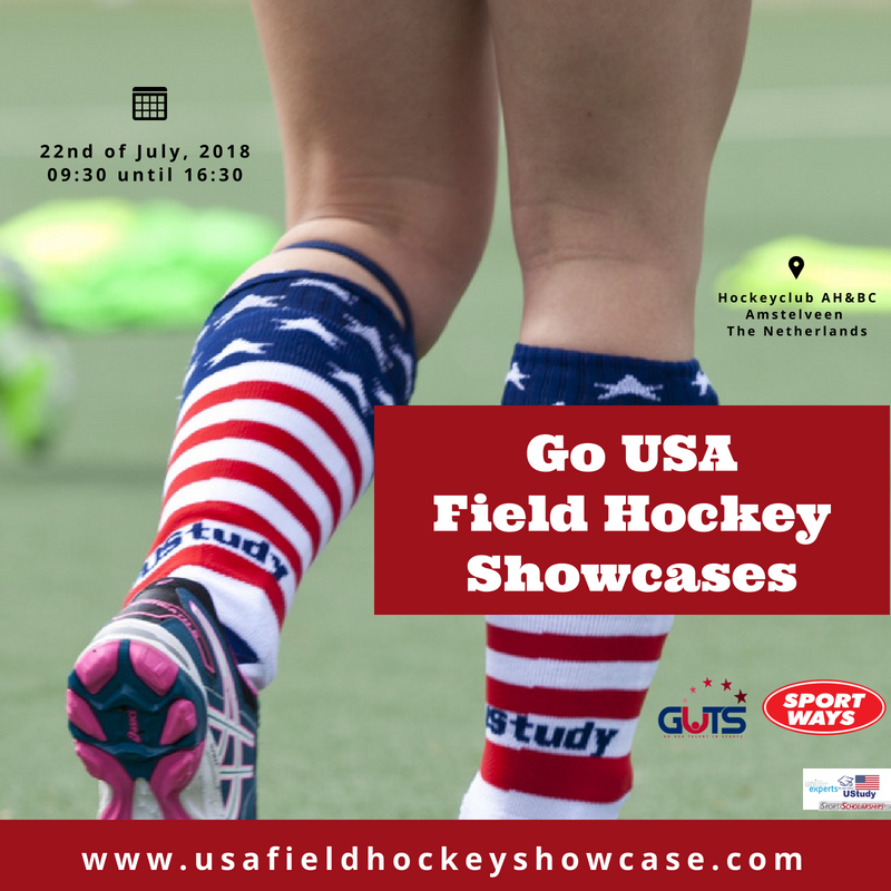 GO USA FIELD HOCKEY SHOWCASE